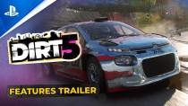 Новый геймплейный трейлер DIRT 5