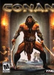 Обложка игры Conan