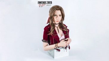 Анонсирован громадный бюст за 200 000 рублей - Айрис Гейнсборо из Final Fantasy весит 16 килограмм