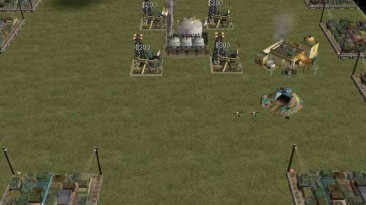 """Command & Conquer Generals: Zero Hour """"Карта - Watery Grave"""""""