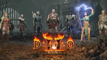 """Diablo 2: Resurrected """"Максимальный уровень 220"""""""