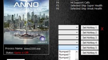 Anno 2205: Трейнер/Trainer (+5) [1.03] {MrAntiFun}
