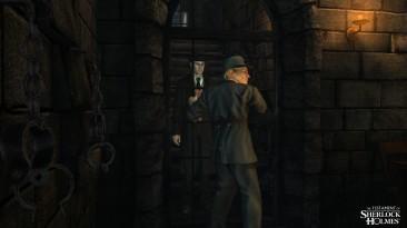 The Testament of Sherlock Holmes - новые скриншоты
