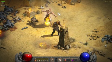 "Diablo 2: Resurrected ""Древние Наемники"""