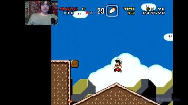 Super Mario World - Alex Danison 888 Episode - 6 - Потрачено.(прохождение на русском)