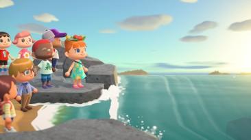 Animal Crossing: New Horizons стала лидером по розничным продажам в Британии на последней неделе 2020 года