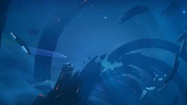 Разработчики Homeworld 3 показали новые концепт-арты и рассказали о космическом мусоре