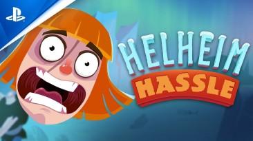 "Платформер ""Helheim Hassle"" выйдет на PS4 - 12 января"