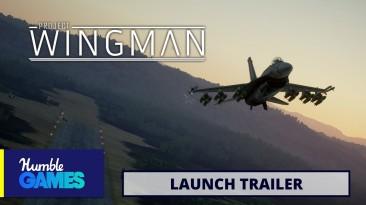 Релизный трейлер симулятора воздушных боёв Project Wingman