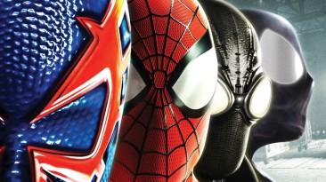 Spider-Man: Shattered Dimensions: Сохранение/SaveGame (Пройдена игра на высоком уровне сложности, 120 испытаний, основное куплено, золото и серебро)