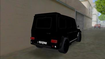 "Grand Theft Auto: San Andreas ""Mercedes-Benz Brabus G900"""