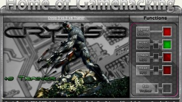 Crysis 3: Трейнер/Trainer (+6) [1.5] {sILeNt heLLsCrEAm / HoG}