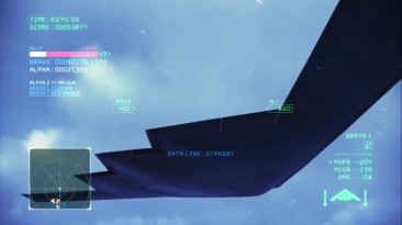Ace combat Infinity B-2 Bomber VS Moscow