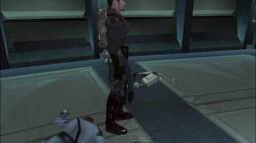 """Star Wars: Knights of the Old Republic """"M-8 Assault Rifle Blaster Replacement"""""""