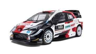 WRC 10 - Анонс новой раллийной игры