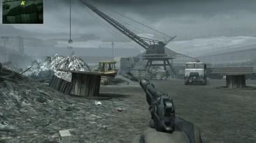 "Call of Duty 4: Modern Warfare ""Карта - Scrap"""