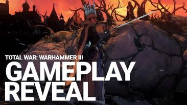Первый геймплей Total War: Warhammer III