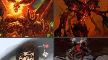 Blizzard не Blizzard, если в игре нет демона