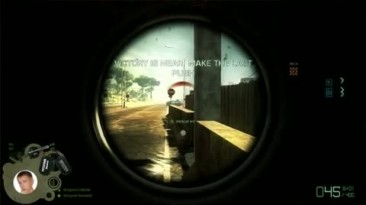 "Battlefield: Bad Company 2 ""DuoFragmovie от Empire перед вами"""