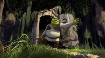 Настоящий фанат Шрека создал картину со всеми репликами из первого мультфильма