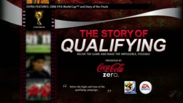 """2010 FIFA World Cup: South Africa """"Story of Qualifying Featurette"""""""