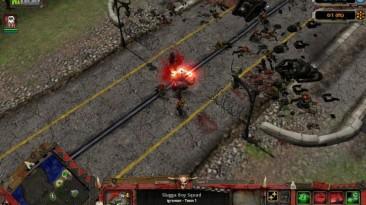 "Warhammer 40,000: Dawn Of War - Dark Crusade ""Карта - Shores of Incurro"""