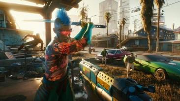 Мод для Cyberpunk 2077 призван сделать сражения реалистичными
