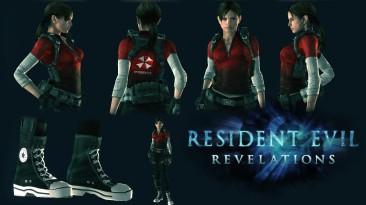 "Resident Evil: Revelations ""Jill casual umbrella version revelations"""