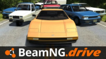 BeamNG.drive - Релиз в Steam Early Access