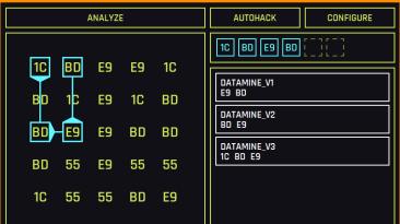 """Cyberpunk 2077 """"Автохакер протокола нарушения v1.02"""""""