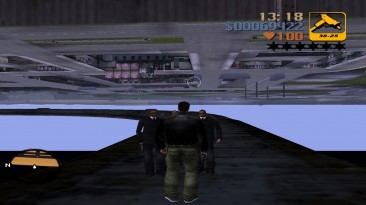 GTA III - Под поверхность Liberty City