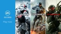 Трилогия Crysis добавлена в EA Access на Xbox One