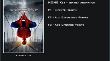 The Amazing Spider-Man 2: Трейнер/Trainer (+3) [1.0] {LinGon}