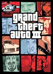 Обложка игры Grand Theft Auto 3
