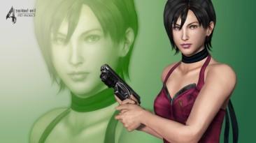 Ада Вонг в HD. Представлены кадры из ремастера Resident Evil 4