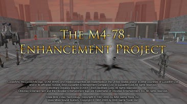 """Star Wars: Knights of the Old Republic 2 """"Русская версия The Sith Lords M4-78 Enhancement Project"""""""