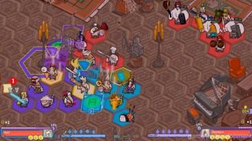 Стратегическая RPG Pit People готовится к раннему старту на Xbox One и PC