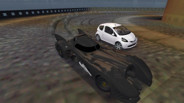 """Need for Speed: High Stakes """"Batmobile 1989"""""""