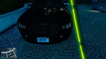"""Grand Theft Auto 5 """"Пак разных цветов для Термальной катаны"""""""