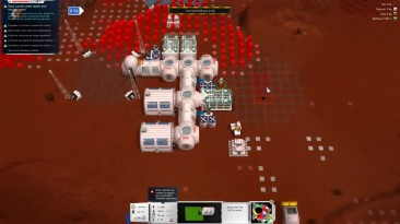 База растет! - ч3 Sol 0 Mars Colonization