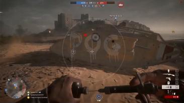 "Battlefield 1 ""Оптимизация для слабых пк"""