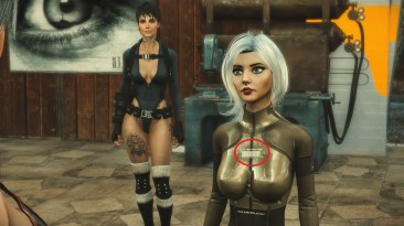 """Fallout 4 """"Metal Gear Solid BB Corps Suit - CBBE Bodyslide"""""""