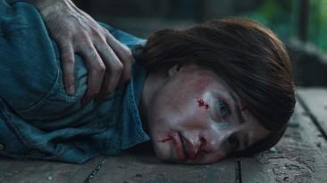 Проработанный косплей на Элли из The Last of Us 2