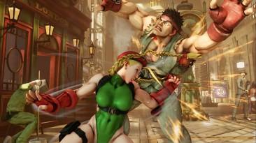 Дебютный геймплей Street Fighter 5 на PC в разрешении 4K