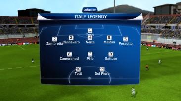 "FIFA 10 ""Легенды Италии"""