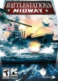 Обложка игры Battlestations: Midway