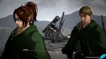 Attack on Titan 2 - Колосс