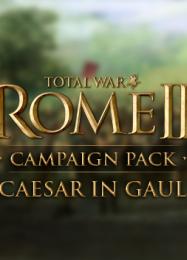 Обложка игры Total War: Rome 2 - Caesar in Gaul