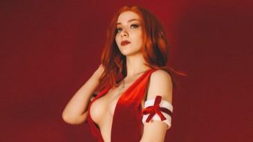 Косплей Иды Эмеан из The Witcher 3