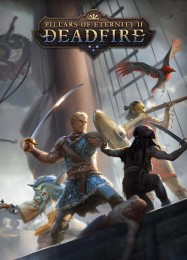 Обложка игры Pillars of Eternity 2: Deadfire
